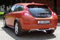 C30 je automobil koji izgleda moćno i elegantno