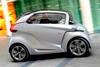 Peugeot je provozao 100% električni BB1 ulicama Pariza