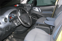CITROEN BERLINGO MULTISPACE 1.6 HDi