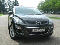 MAZDA CX-7 CD173 Revolution Luxury Navi - SUV bez grižnje savjesti
