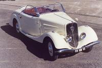 Peugeot 401 Eclipse – prvi Peugeot kabriolet s tvrdim sklopivim krovom iz 1934.