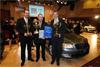 Škoda Superb imenovan automobilom 2009. u Češkoj