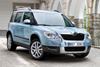 Škoda Yeti: osvojena nagrada Auto godine 2010, u izboru Češkog kluba automobilskih novinara