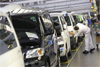 Volkswagen gospodarska vozila - Proizvodnja