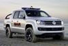Volkswagen Amarok službeno prateće vozilo na reliju Dakar