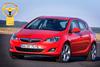 Nova Opel Astra osvojila prestižnu nagradu Zlatni volan za 2009. godinu